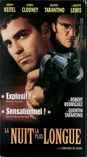 From Dusk Till Dawn Vhs cover
