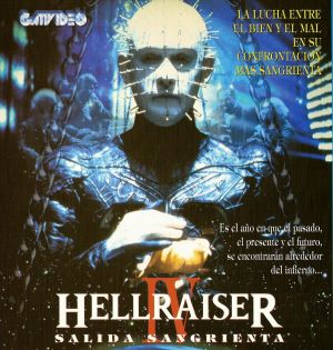 Hellraiser: Bloodline 1383x1450