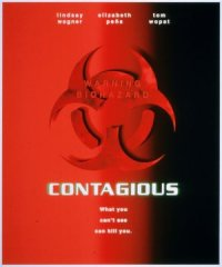 Contagious poster