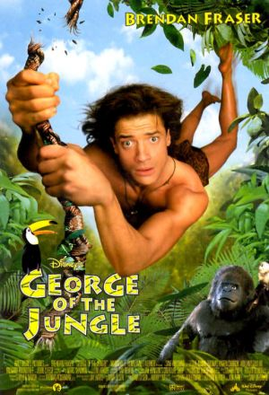 George of the Jungle 515x755