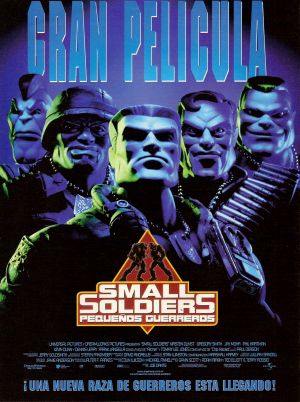 Small Soldiers 1492x2000