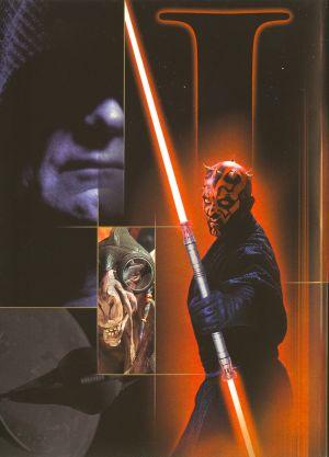 Star Wars: Episodio I - La amenaza fantasma 1620x2250