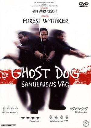 Ghost Dog: The Way of the Samurai 714x1000