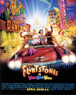 The Flintstones in Viva Rock Vegas 2550x3151