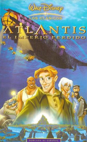 Atlantis - Das Geheimnis der verlorenen Stadt 916x1499