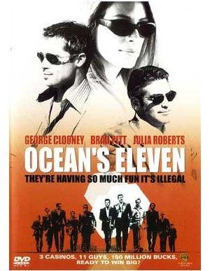 Ocean's Eleven 300x387
