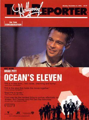 Ocean's Eleven 500x675