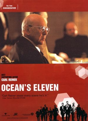 Ocean's Eleven 500x684