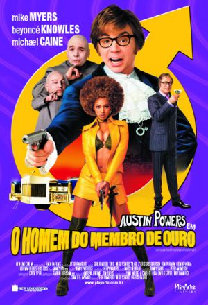 Austin Powers in Goldmember 409x600