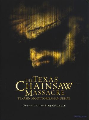 The Texas Chainsaw Massacre 811x1096