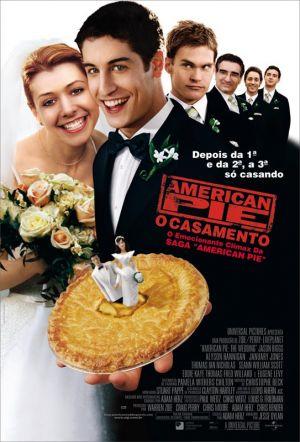American Wedding 543x800