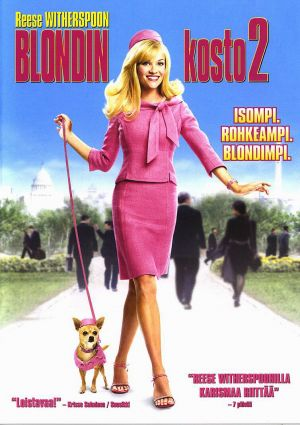 Legally Blonde 2: Red, White & Blonde 754x1069