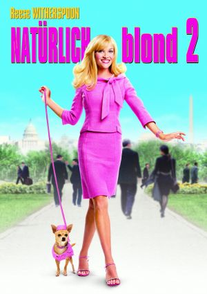 Legally Blonde 2: Red, White & Blonde 1251x1772