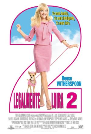 Legally Blonde 2: Red, White & Blonde 547x800