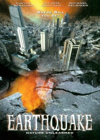 Nature Unleashed: Earthquake poster