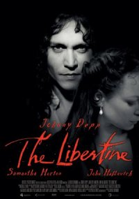 The Libertine - Sex, Drugs & Rococo poster