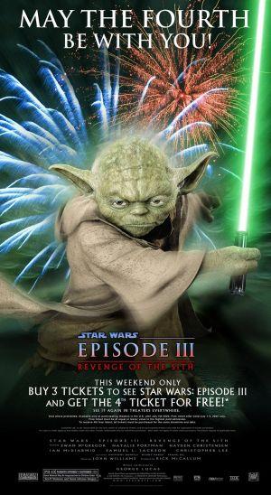Star Wars: Episodio III - La venganza de los Sith 2138x3905