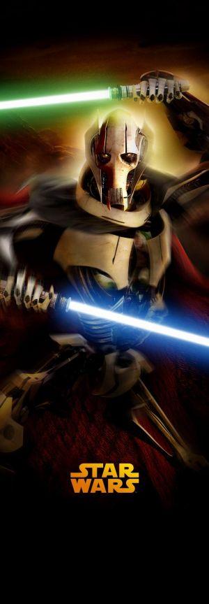 Star Wars: Episodio III - La venganza de los Sith 590x1700