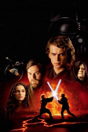 Star Wars: Episodio III - La venganza de los Sith 2500x3750