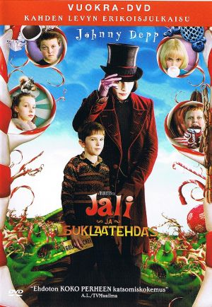 Charlie and the Chocolate Factory 993x1436