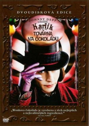 Charlie and the Chocolate Factory 320x453