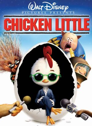 Chicken Little 581x800