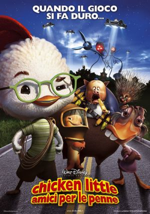Chicken Little 500x714