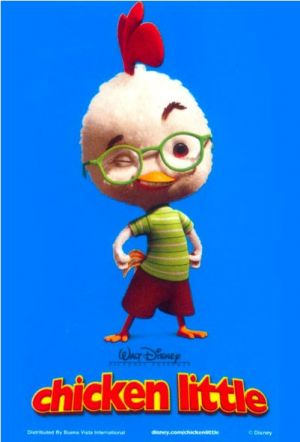 Chicken Little 401x591