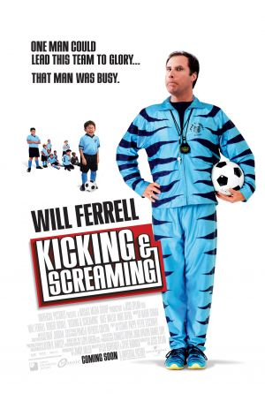 Kicking And Screaming Poster