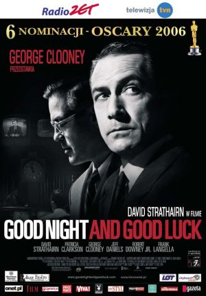Good Night, and Good Luck. 556x800