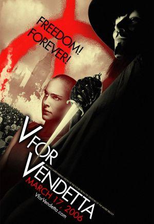 V for Vendetta 1100x1600