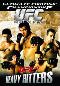 UFC 53: Heavy Hitters poster