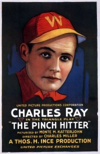 The Pinch Hitter poster