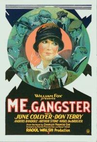Me, Gangster poster