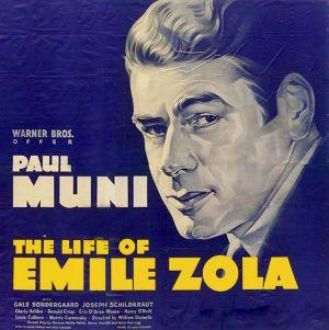 The Life of Emile Zola 965x969
