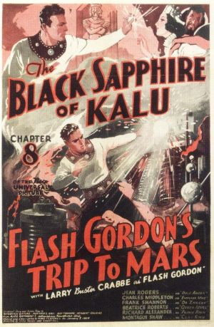 Flash Gordon's Trip to Mars 579x885