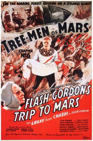 Flash Gordon's Trip to Mars 900x1363