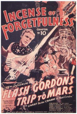 Flash Gordon's Trip to Mars 851x1264