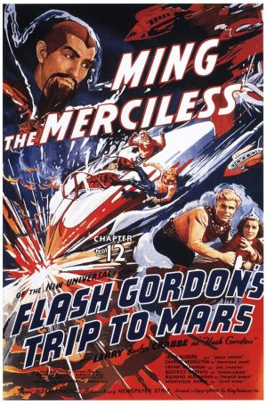 Flash Gordon's Trip to Mars 900x1360