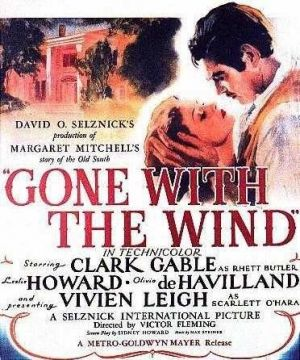 Gone with the Wind 372x446