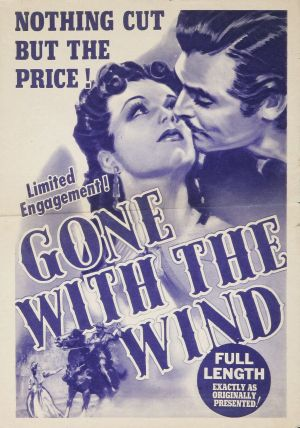 Gone with the Wind 1352x1930