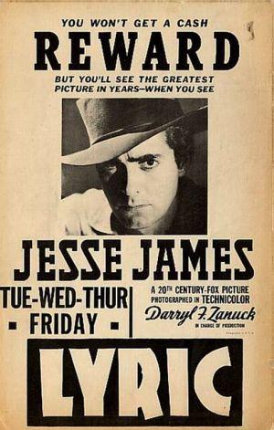 Jesse James 489x768