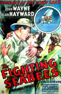 The Fighting Seabees poster
