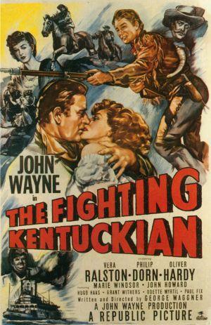 The Fighting Kentuckian 2417x3729
