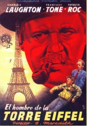 The Man on the Eiffel Tower 415x600
