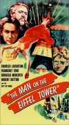 The Man on the Eiffel Tower poster