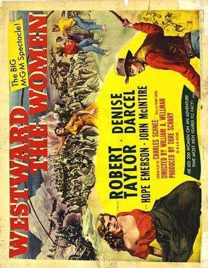 Westward the Women 643x829