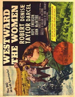 Westward the Women 643x833