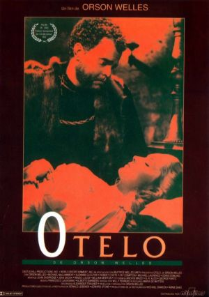 The Tragedy of Othello: The Moor of Venice Vhs cover