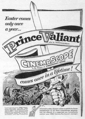 Prince Valiant 554x768
